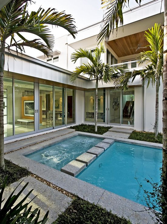 Pool Design Pictures Remodel Decor And Ideas Page 5 Small Backyard Pools Cheap Pool Modern Pools