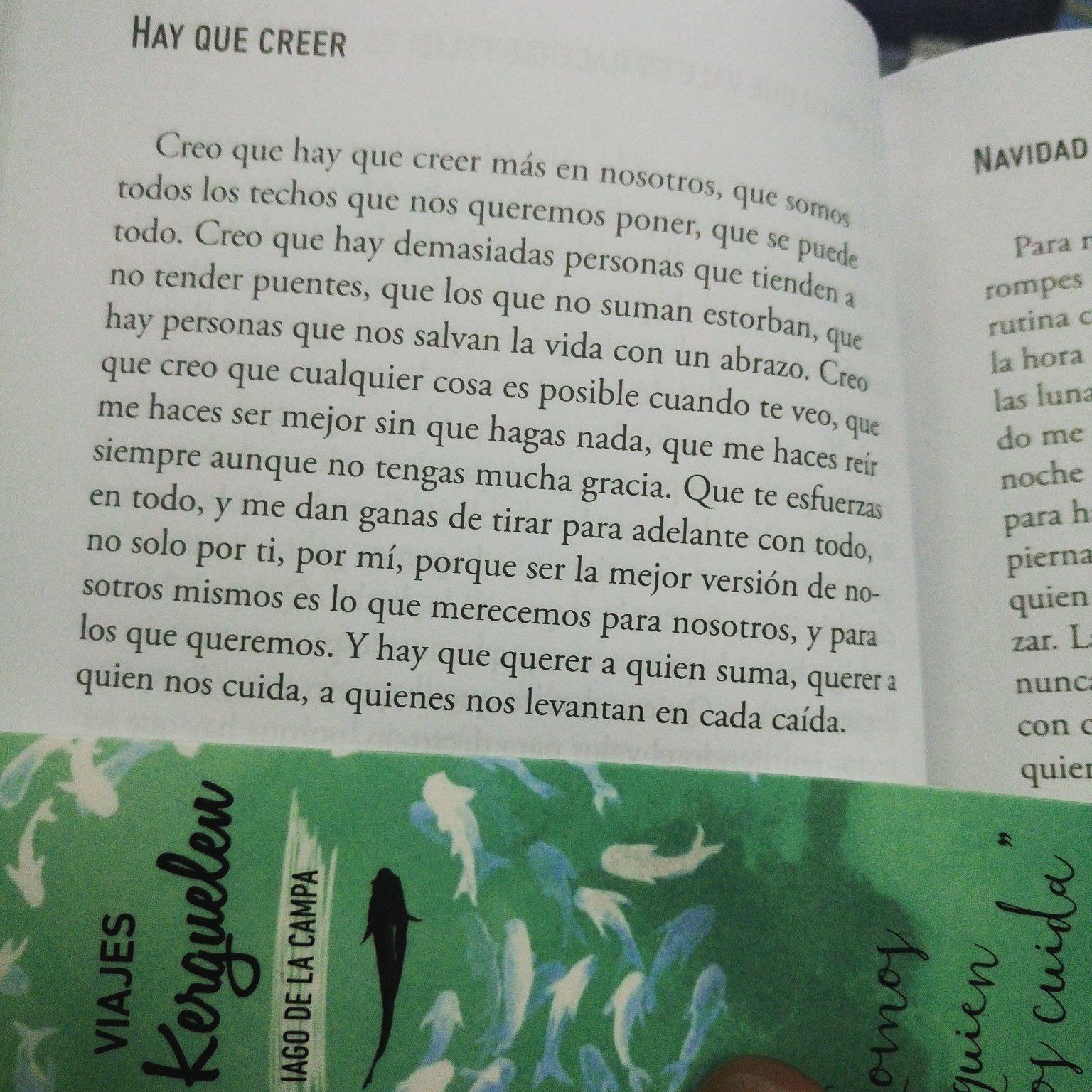 Iago De La Campa Words Frases Bonitas Citas De Libros