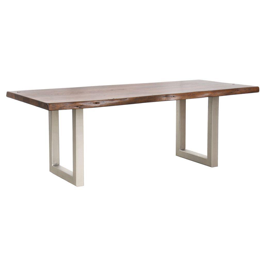 Rh Modern I Beam Coffee Table