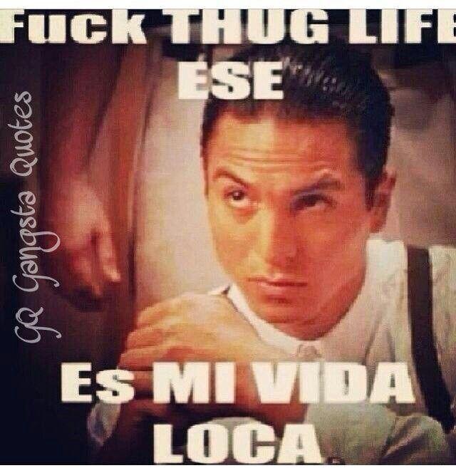 Ha! Es my vida loca, Guey! Chicano love, Chicano art
