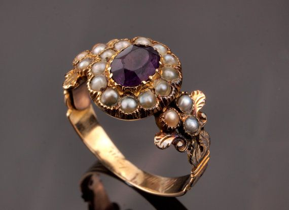 Georgian Gold Ring
