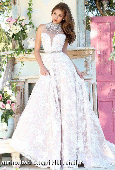 Sherri Hill 11338 Sherri Hill Prom, Bridal, Bridesmaid, Pageant ...