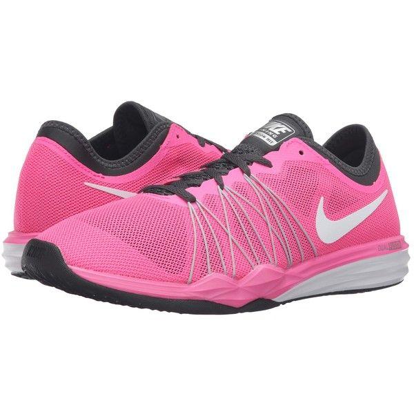 Nike Dual Fusion TR Hit (Pink Blast/Anthracite/Black/White) Women's