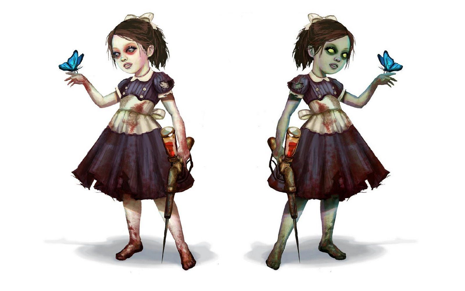little sister 1000+ images about Bioshock on Pinterest | Bioshock rapture, Little sisters and Bioshock 2