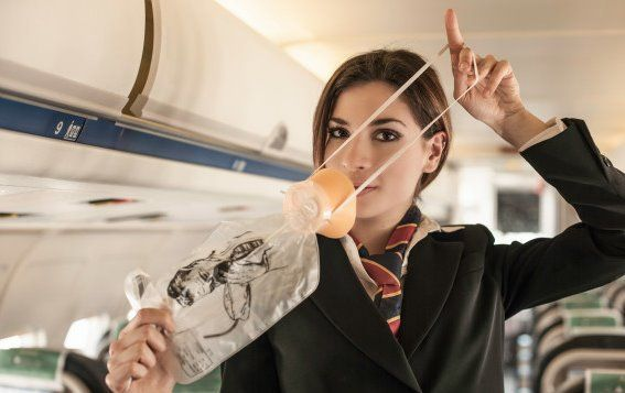 知道這些飛機里的小秘密後 我都不敢搭飛機了...尤其是第5個!
