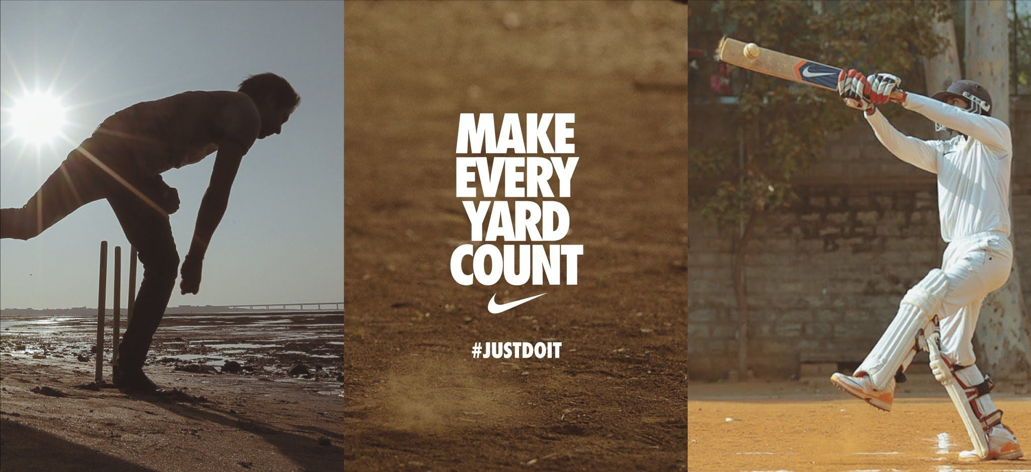 nacionalismo Tesauro sangre  Nike Cricket: Make Every Yard Count [Nike India] #justdoit | Creative  video, Ad creative, Tv ads