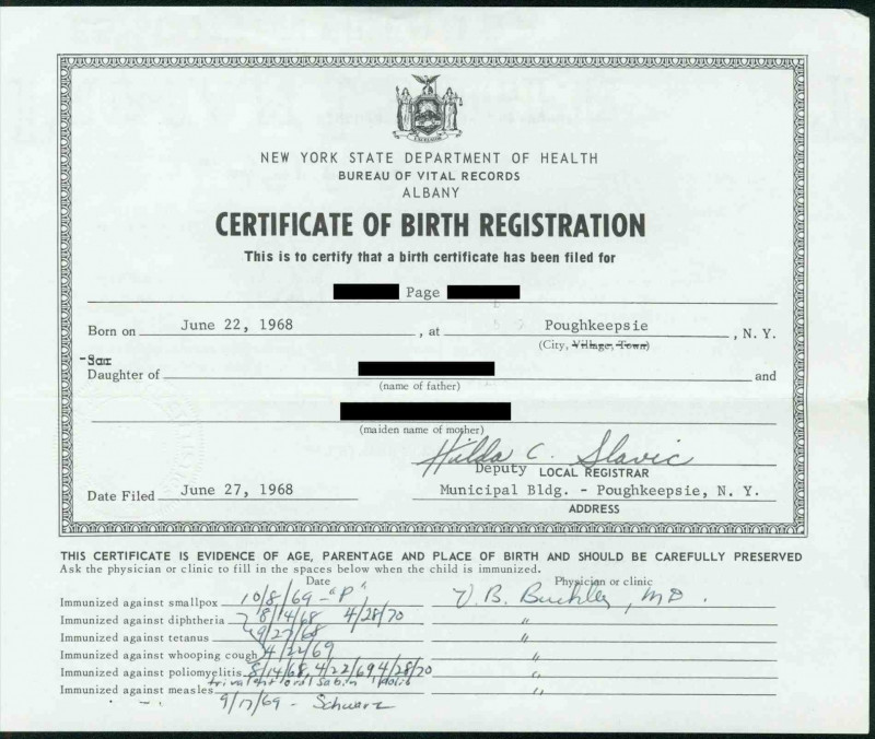 South African Birth Certificate Template Awesome 009
