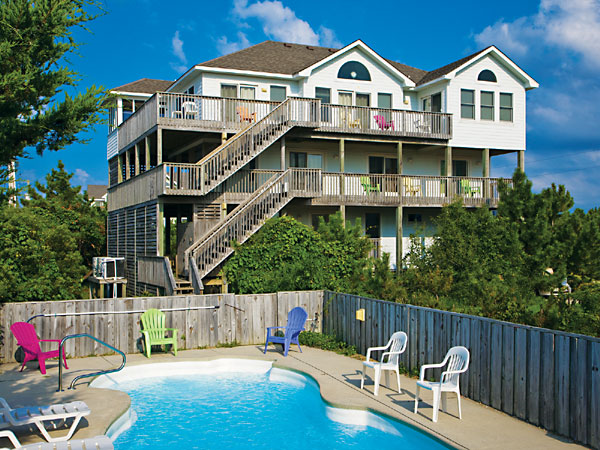 short term vacation rentals outer banks nc