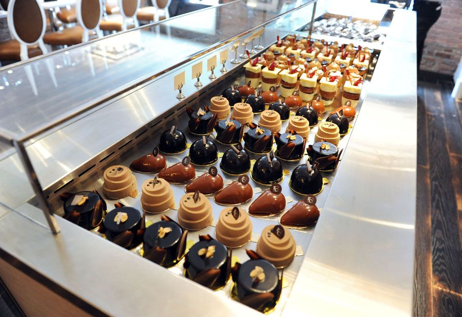 Mini Pastries Tasty pastry, Mini pastries