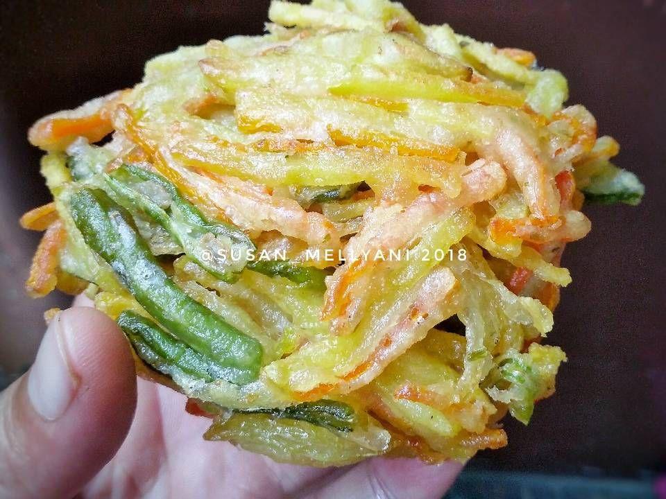 Resep Kakiage Oleh Susan Mellyani Resep Memasak Resep Masakan Masakan