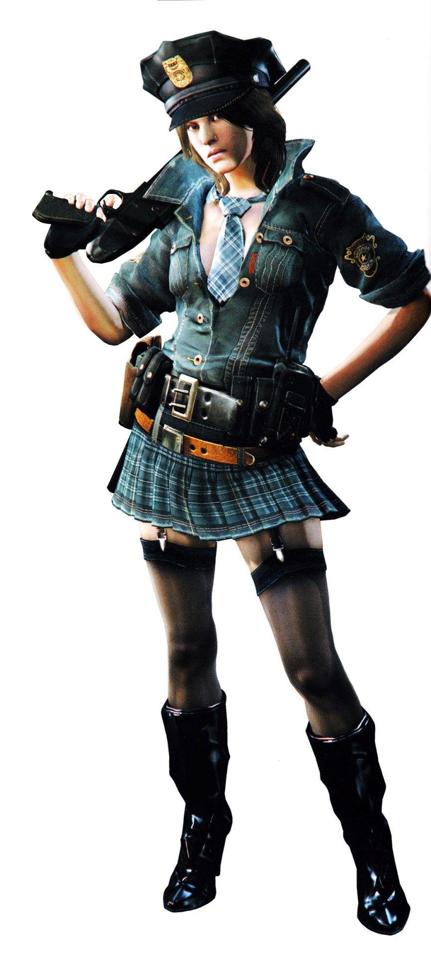 Helena Harper Mercenaries Re6 Resident Evil Helena Evil World
