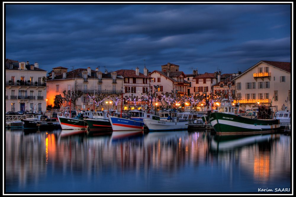 Saint jean de luz pays basque france saint jean de - Train biarritz to saint jean pied de port ...
