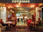 4 restaurantes informales