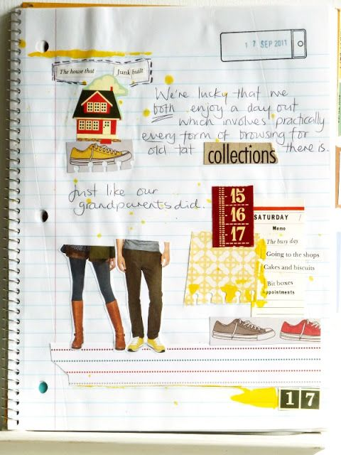notes on paper: Journal: LSNED Days 12-17