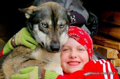 Pikku-Musta with Anniina