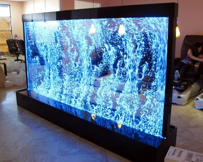 Bubble Walls Panel Water Fountains Buy Online Or Custom Quote Bubble Wall Glass Waterfall Indoor Wall Fountains