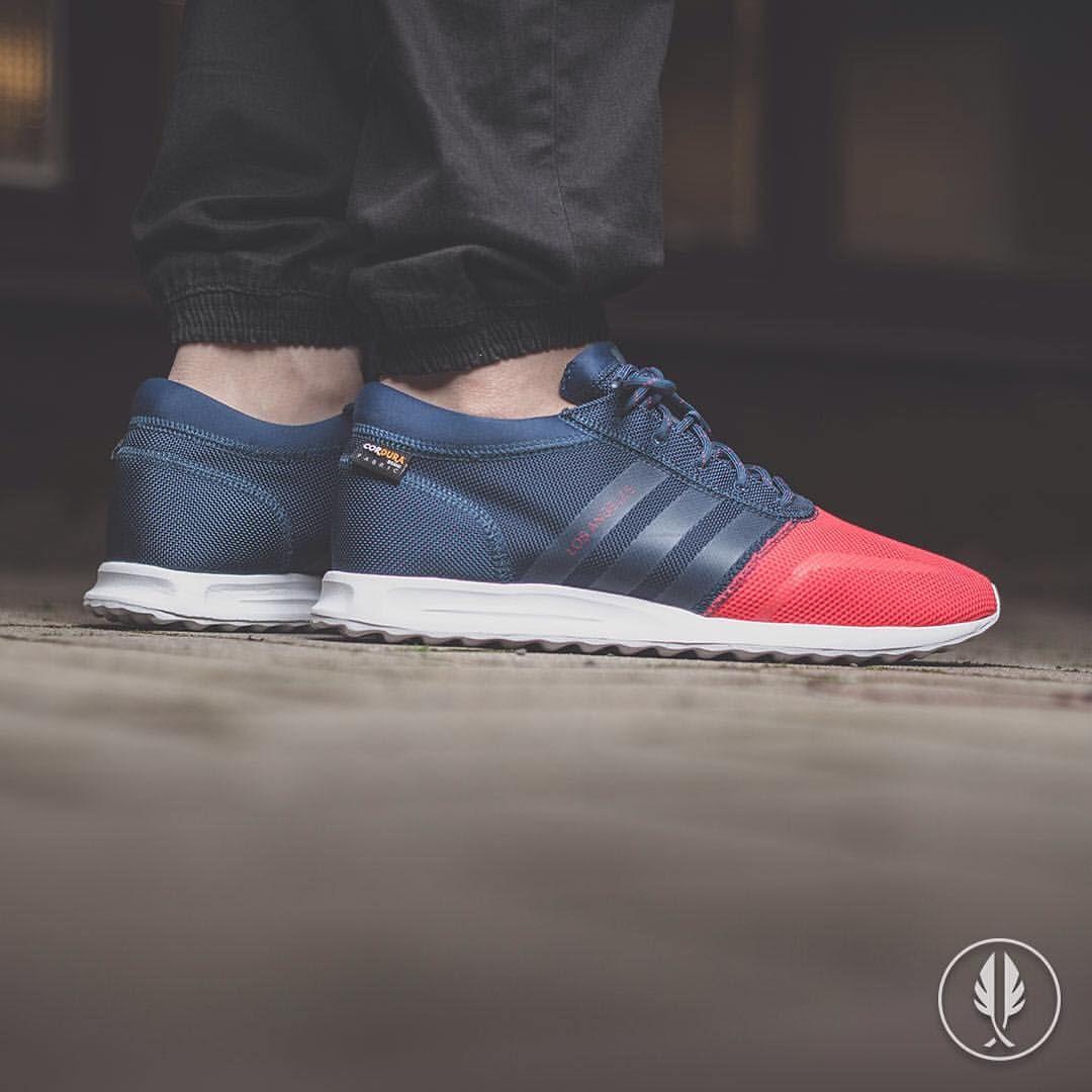 Adidas Los Angeles Blue Grey