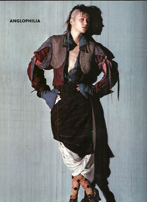 London fashion: Vivienne Westwood