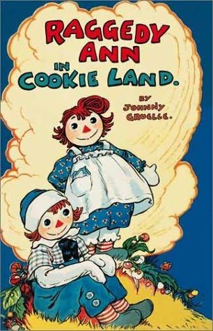 *RAGGEDY ANN ~ in Cookie Land