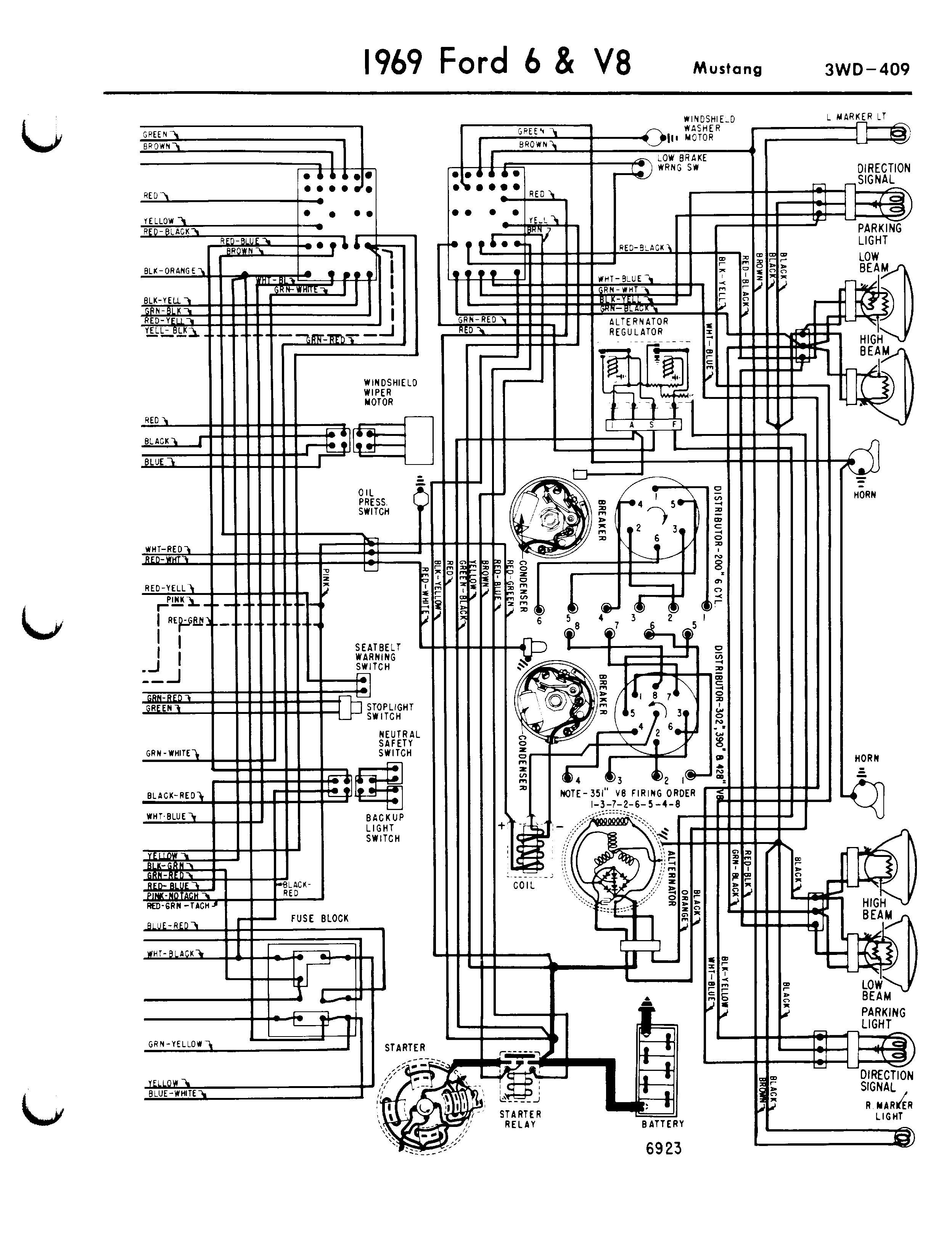 2001 Ford Focus Wiring Diagram In 2021 Mustang Engine Diagram 1968 Mustang