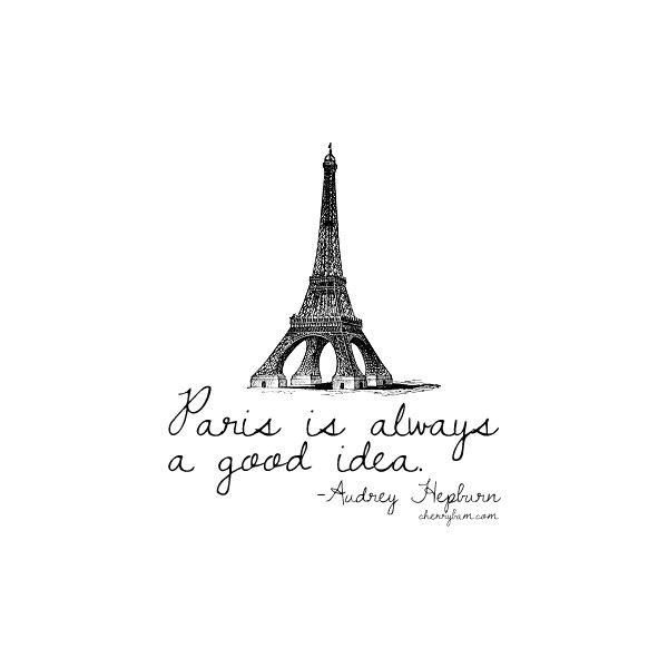 Celebrity Quotes Liked On Polyvore Paris Quotes