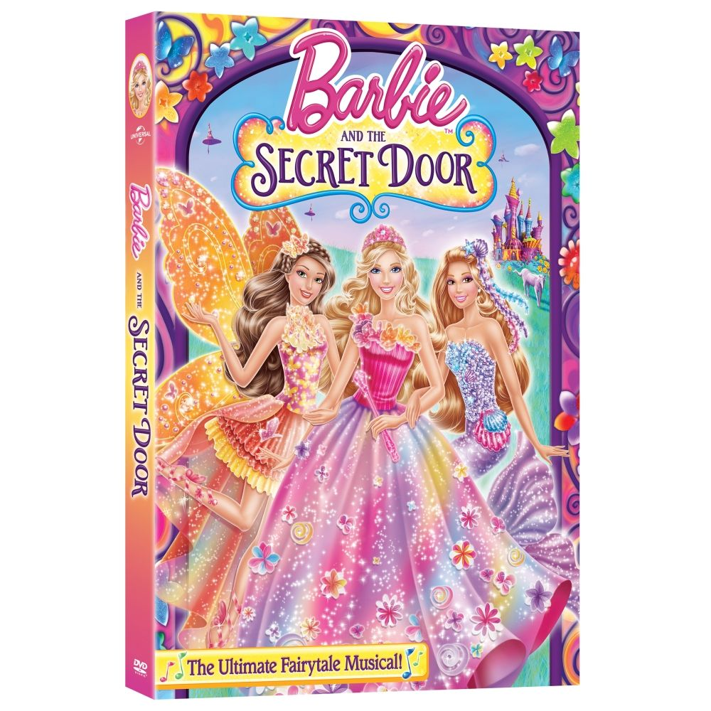 Barbie™ and the Secret Door DVD PreSale! http//www