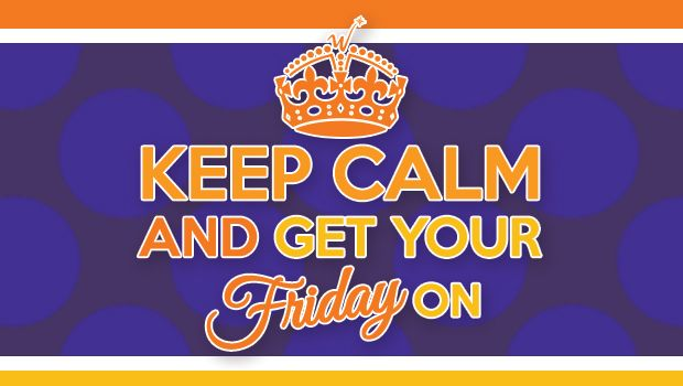 WinStar World Casino and Resort : Keep Calm and Get Your Friday On