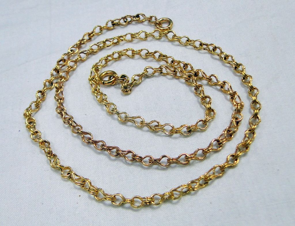 earrings matching copper with pin necklace set coiled handmade chains chain and