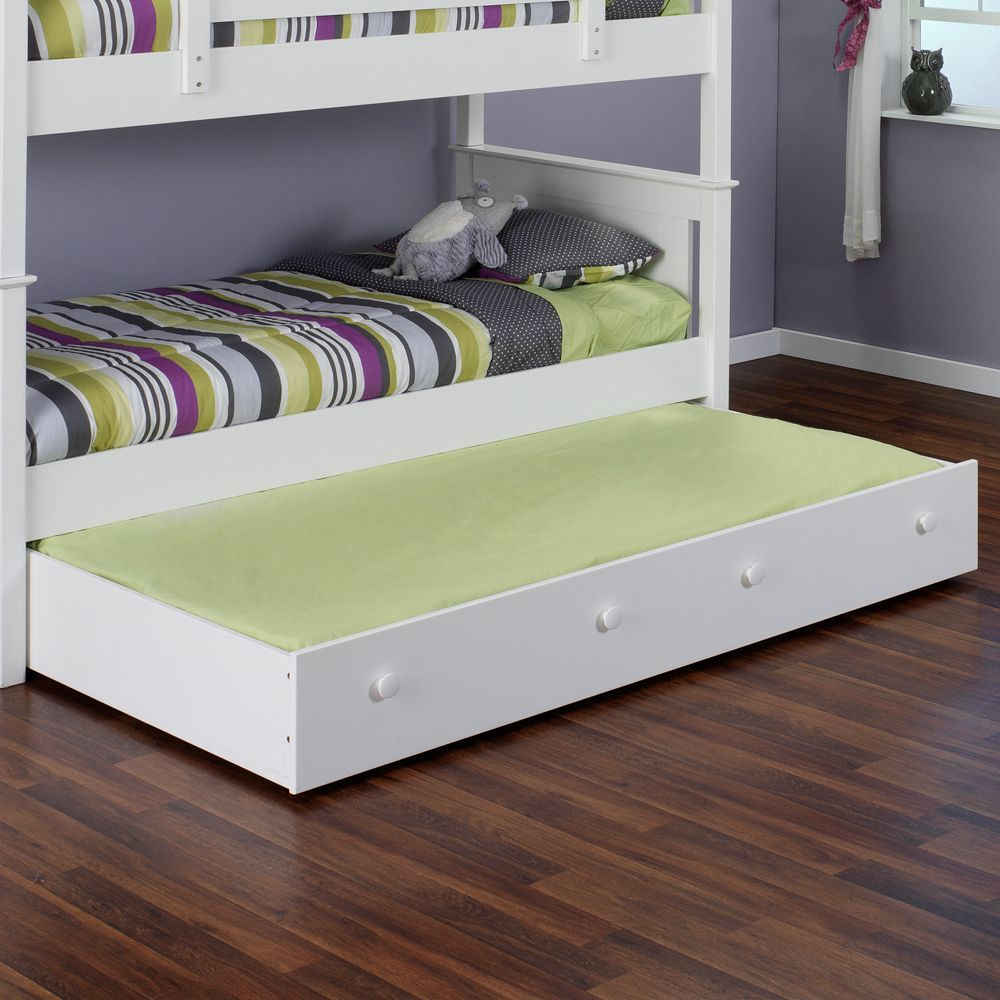 Picture Of Pop Up Trundle Bed Frame Nice Accent For
