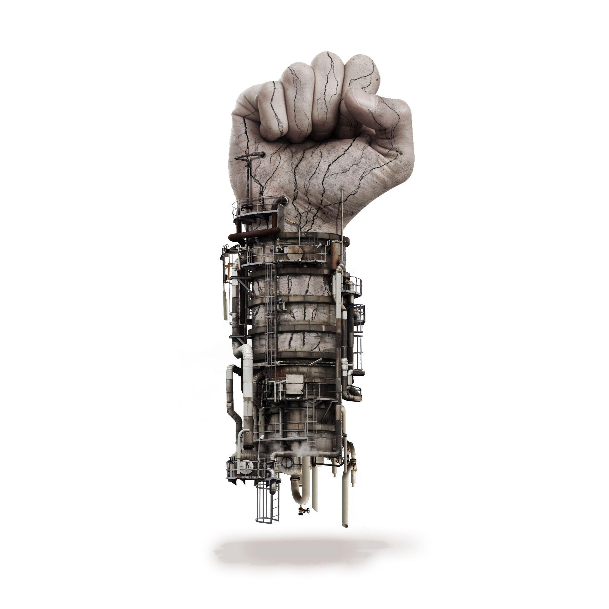 Robotic hand png images psds for download