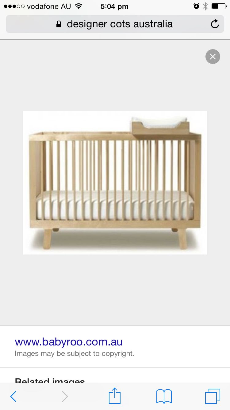 Natural Timber Cot Natural Timber Cot Landys Room Nursery Décor Bedroom Décor Cots