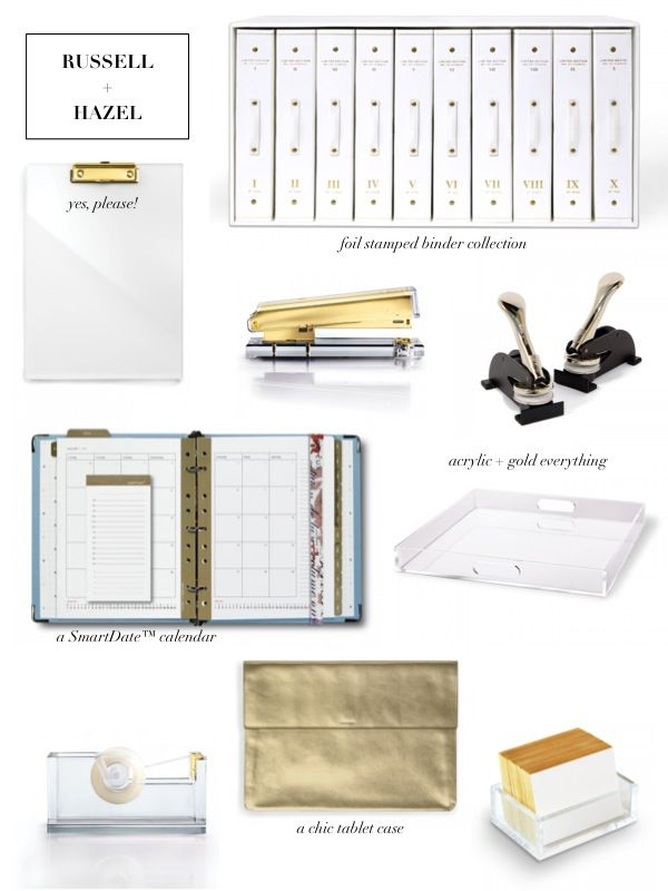 coolest office supplies. Sequins \u0026 Stripes: The Coolest Office Accessories Supplies S