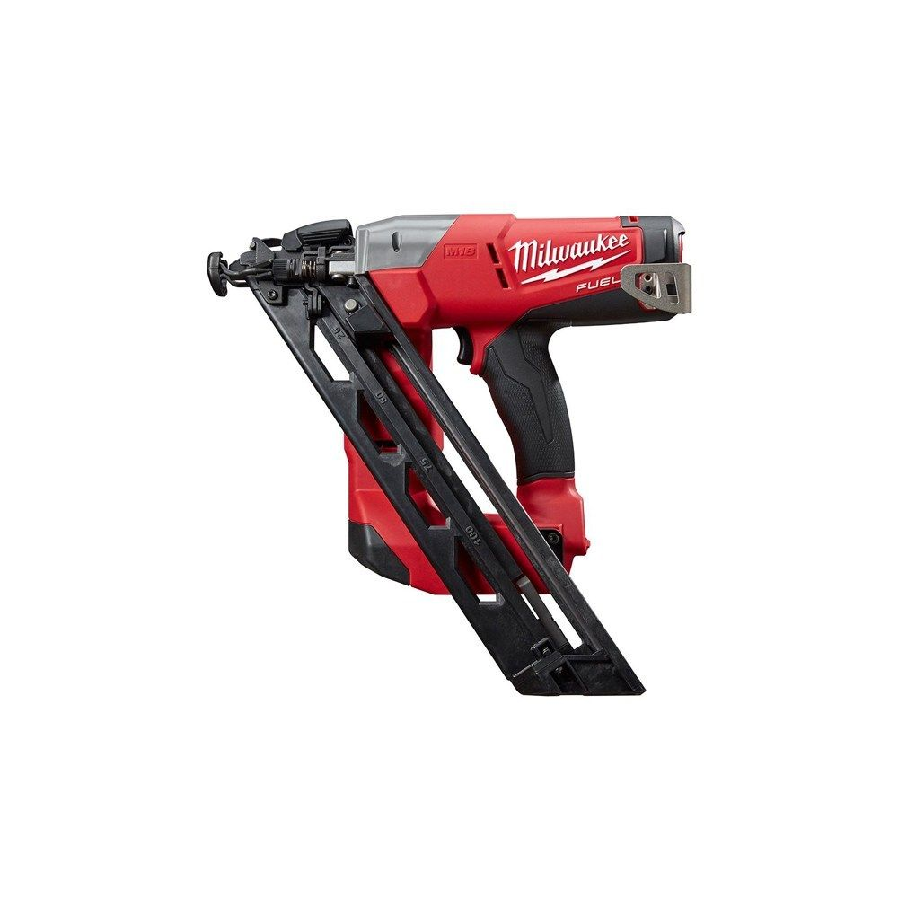 Reconditioned M18 Fuel Cordless 15 Gauge Finish Nailer With Images Finish Nailer Craftsman Power Tools Woodworking Supplies