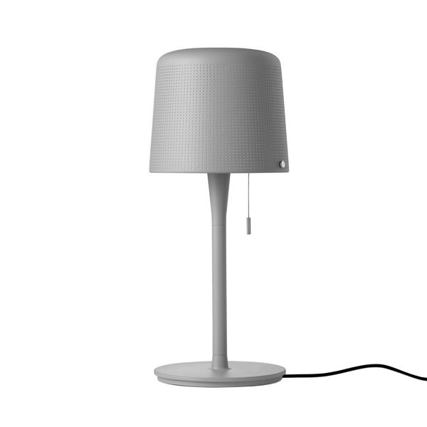 Vipp 530 Table Lamp Light Grey Table Lamp Lighting Lamp Light Table Lamp