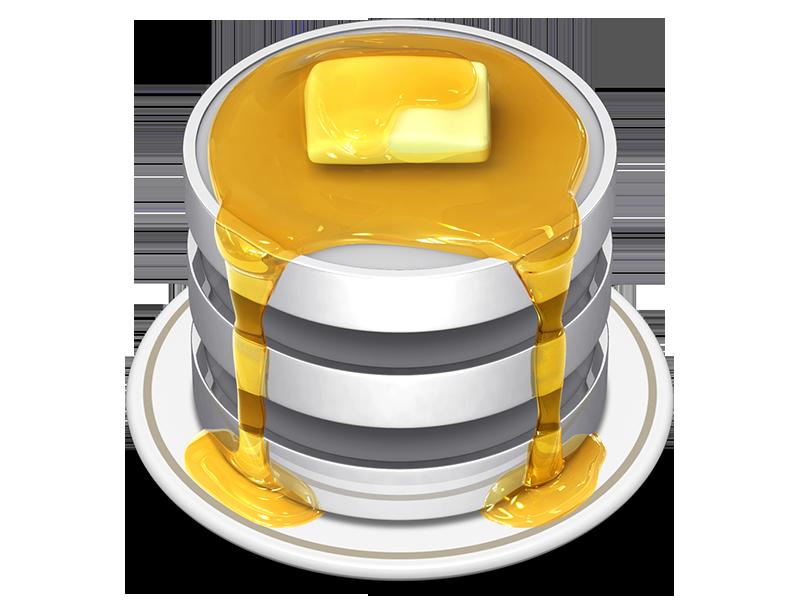 Pancake Final Mysql, Database management, Sweets