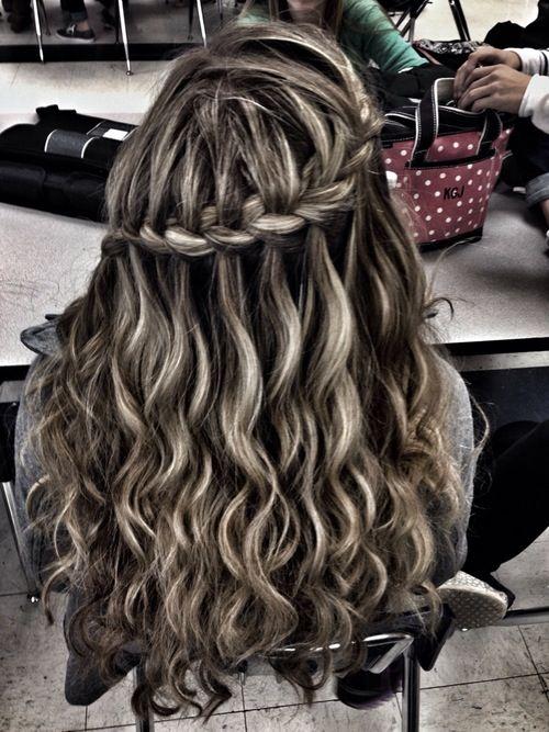 Tresse Renversee Pour Cheveux Longs Avec Images Cheveux Long Coiffure Cheveux