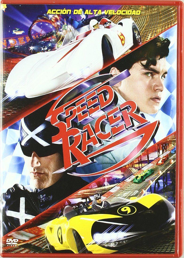 Speed Racer [DVD] Speed, Racer, DVD Peliculas online
