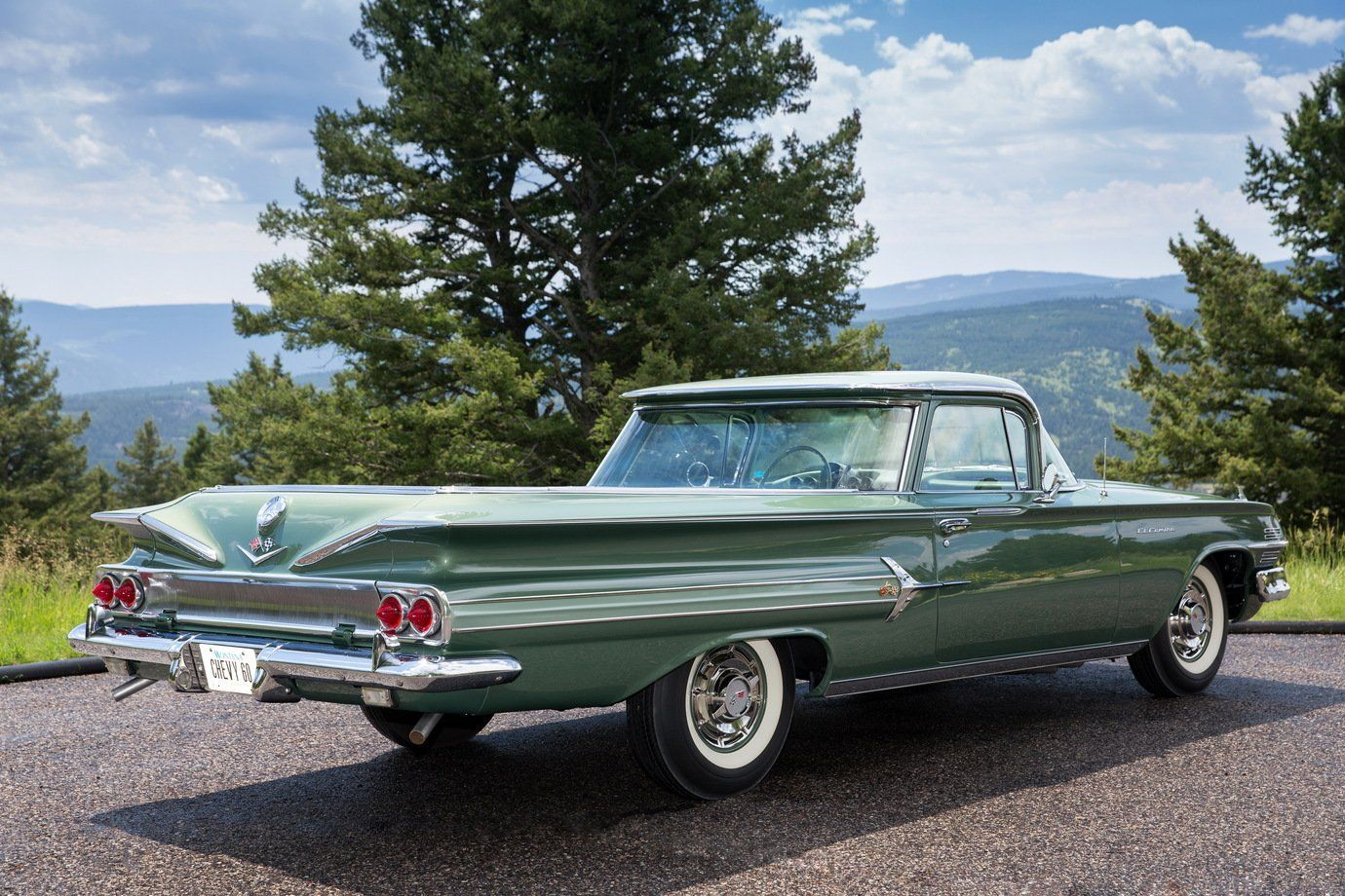 1960 Chevy El Camino Classic Cars Trucks Hot Rods Classic Cars