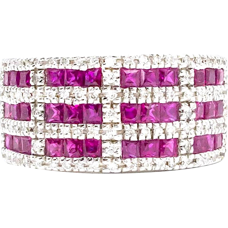 Pin by Maria Elvira on rubí   Pinterest   Diamond, Ring and Le vian