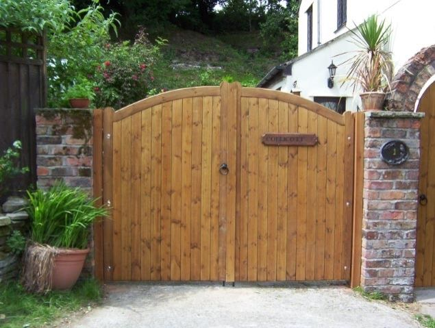 Garden Gates In Stockport | Security Fencing In Stockport .