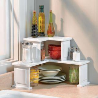 Corner Counter Shelf