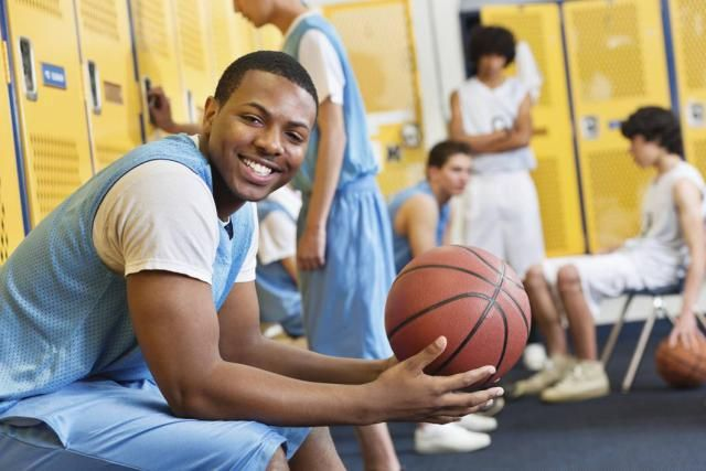 5 Awesome Reasons Athletics Matter To Schools High School Basketball Players High School Sports High School Basketball