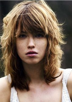Medium Shag Hairstyles 60 most prominent hairstyles for women over 40 medium shaggy 33 Pretty Shag Hairstyle To Impress Everybody