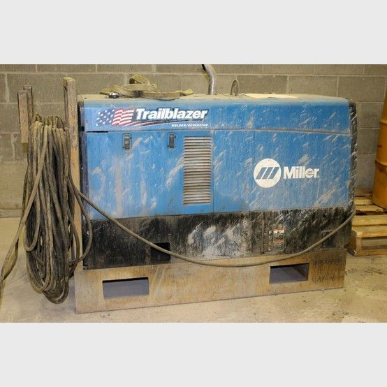 Miller Welders For Sale >> Miller Welder Supplier Worldwide Used Miller Trailblazer