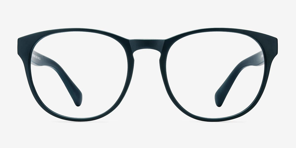 Matte Green Heartbeat - Plastic Eyeglasses | Specs | Pinterest