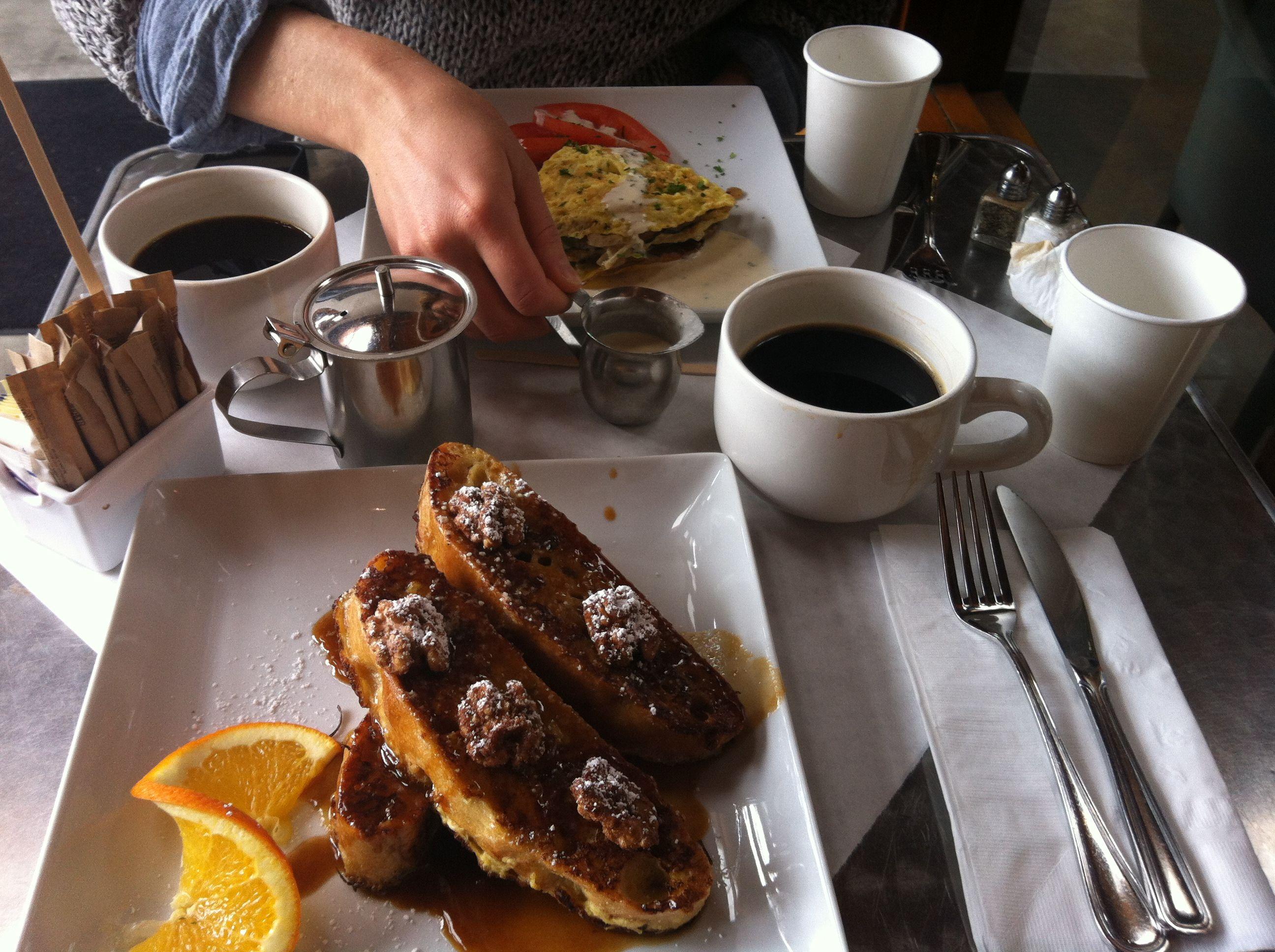 Desayuno // Anastasia (Laguna Beach, CA) Breakfast, Food