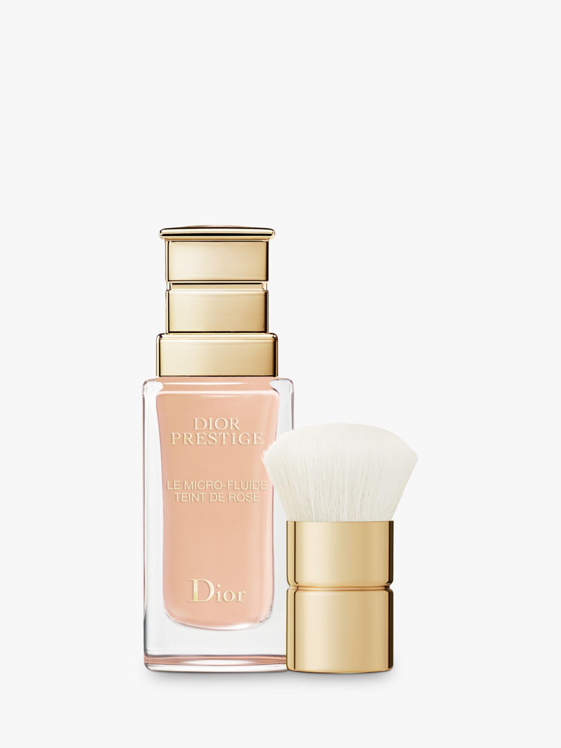 Dior Prestige Le Micro Fluide Teint De Rose Foundation Spf