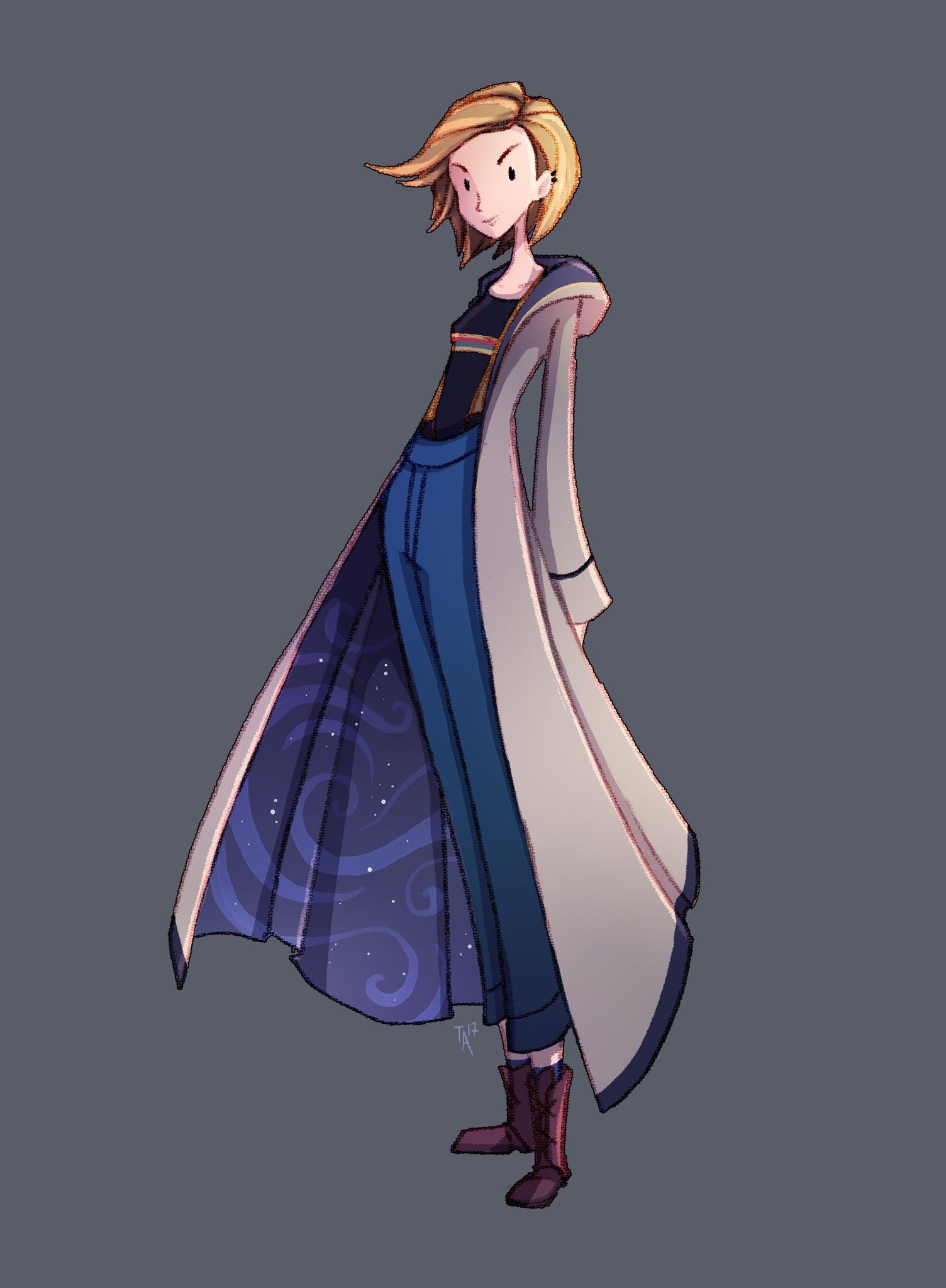 """Doctor Who Fan Art : doctor, Never, Before, Compelled, Fanart, Actress., #DoctorWho"""", Doctor"""