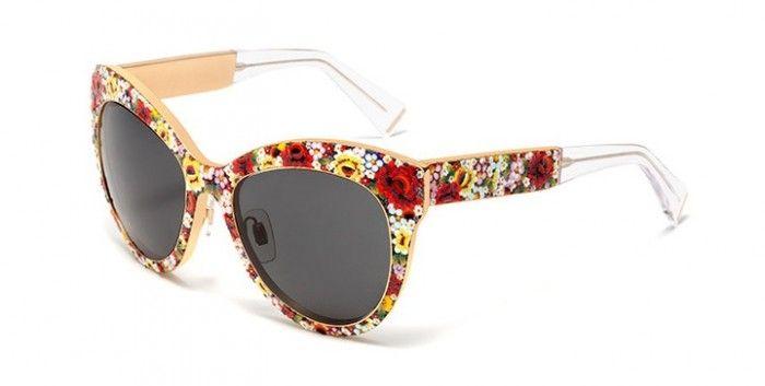 7bd8530169 Mosaico Nueva colección de gafas de sol Dolce & Gabbana | Eyewear ...