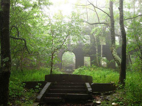 Abandoned Homes Phoenicia Ny